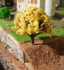 10 gelbe Laubbäume, 40 mm hoch