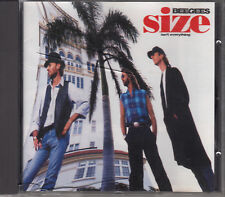 CD ALBUM BEE GEES / SIZE ISN'T EVERYTHING