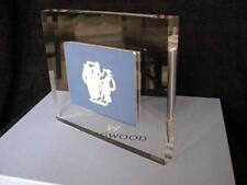 STUNNING WEDGWOOD PRESTIGE HARMONY BLUE JASPER PLAQUE BRAND NEW BOXED RRP £454