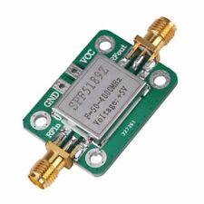 Amplificadores de RF y microondas