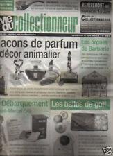 VIE DU COLLECTIONNEUR 464 ORGUE BARBARIE FLACON PARFUM