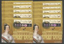 Portugal 2003 - Maria II - 10 Blocs Neufs MNH ★★  Faciale 25€