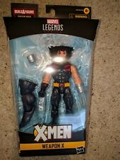 Marvel Legends AoA Age Of Apocalypse Wolverine Apocalypse Figure New Unopened