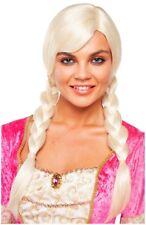 Platinum Blonde Double Braided Wig, 3102311, Goddessey