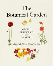 The Botanical Garden Vol. 1 : Trees and Shrubs by Roger Phillips and Martyn...