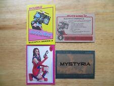 SIDEKICK & SUCKADELIC PROMOS PHILLY CARD SHOW, MYSTERIA & SUCKPAX SERIES 2