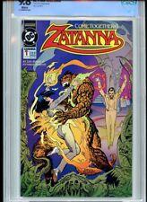 Zatanna #1 CBCS Not CGC 9.8