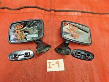 MG, Triumph, Tex Door Mirrors, Lt & Rt, Black, ORiginal, !!