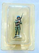Soldat plomb HACHETTE French Foreign Legion - Hors série - Casque bleu légion