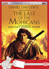 The Last of the Mohicans (DVD, 2001, Anamorphic Widescreen/DTS) NEW