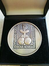 Medaille Seoul 1988