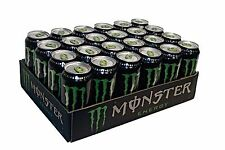 Monster Energy Drink, 16-Ounce Cans (Pack of 24) - NO SALES TAX Original Flavor