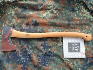 Gransfors Bruks Scandinavian Forest Axe Brand New Razor Sharp Made in Sweden