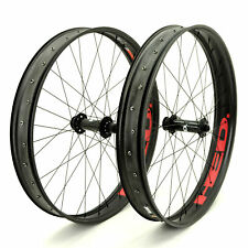 "HED Big Deal 27.5"" Fat Bike Carbon Wheelset 15x150mm 12x197mm XD 11/12-Speed"