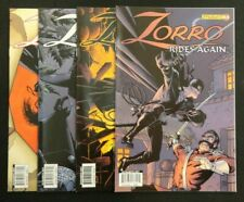 Zorro Rides Again #1-12 First Printing Complete Set (Lot of 12) 3 4 5 6 7 8 9 10