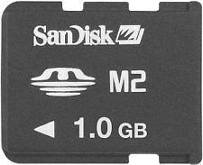 SanDisk Memory Stick Micro (m2) 1gb