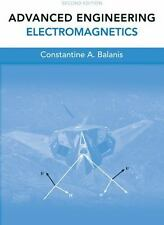 Advanced Engineering Electromagnetics by Balanis, Constantine A.