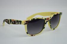 Franklin & Marshall Unisex Mens Womens Sunglasses Floral Crème