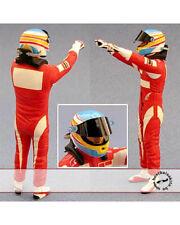1/24 ALONSO F10 DRIVER FIGURE VICTORY SIGN for REVELL AOSHIMA HASEGAWA TAMIYA