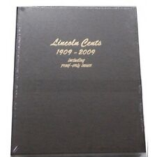 New ListingDansco 8100 Lincoln Cents Album 1909-2009 Including Proof Only