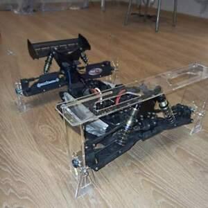 Setup Station for 1/8 RC Car Buggy Truggy universal xray Tekno Losi Yokomo HPI