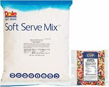 Dole Soft Serve Mix - Mango Dole Whip, Lactose-Free Soft Serve Ice Cream Mix, 4.