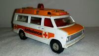 CORGI CHEVROLET VAN AMBULANCE
