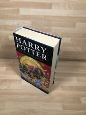 HB Harry Potter and the Deathly Hallows First Edition First Print 1/1 Hard Book