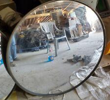 30 Inch Diameter Convex Warehouse Safety / Retail Security Mirror