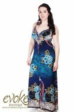 Unbranded Polyester Paisley Machine Washable Dresses for Women