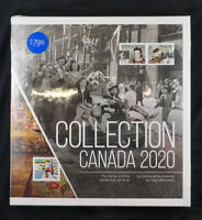 *Kengo* Canada Post 2020 annual collection of all mint stamps - sealed