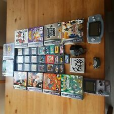 Gameboy Colour, advance, sp tribal with 33 games