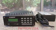 15W FM Broadcast Transmitter PC Control CZE-15B + Power + 100w mobile Antenna