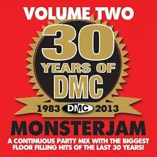 30th Anniversary Monsterjam - 30 Years Of DMC Megamix DJ CD Vol 2 Megamix Mixed