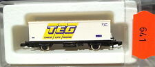 TEG, contenedores auto relativo 91709 Märklin 8615 Z 1/220 * 641 *