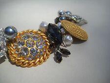 Re-purposed Vintage Jewelry Bracelet