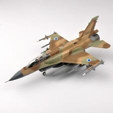 1/72 ISRAEL 2015 F-16I Block-52 Diecast Fighter Airline Model Alloy Collection