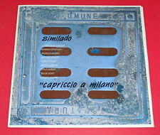 Similado -- capriccio a Milano -- LP/jazz
