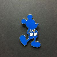 Standing Mickey Mouse I Heart Mickey Mouse Disney Pin 84838