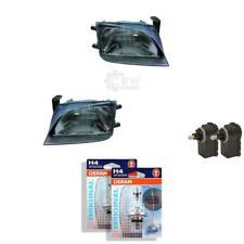 Scheinwerfer Set für Subaru Justy JMA MD 95-01 H4 inkl. OSRAM Lampen Motor