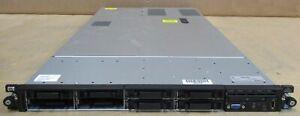 HP ProLiant DL360 G7 Xeon E5620@2.4GHz 12GB (3x4GB) 8 Bay 1U Rackmount Server