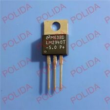 1PCS Low Dropout Regulator IC NSC TO-220 LM2940T-5.0 LM2940T-5.0/NOPB LM2940T-5