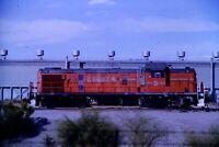Original Slide Magma Arizona Railroad 3 San Manuel AZ 1994 Dick Campbell