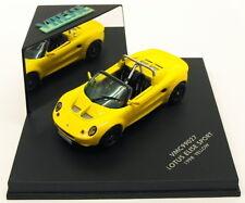 Vitesse 1/43 Scale Model Car VMC99027 - 1998 Lotus Elise Sport - Yellow