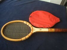 """Wilson Jack Kramer Autograph Tennis Racquet 4 1/2"""" Medium """"Very Good"""""""