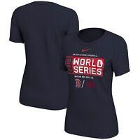 Boston Red Sox Womens Nike 2018 World Series T-Shirt- XL/Large/Medium/Small  NEW