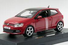 VW Polo GTI Mark 5, Bburago 18-21059, scale 1:24, toy car boy gift adult