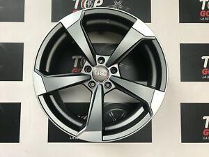 Cerchi in lega Polo A1 Golf IV Fabia Ibiza Roomster 8,jx18 5x100 rotor rs italy