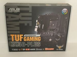 ASUS TUF Gaming B550-Plus AM4 ATX Motherboard