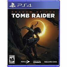 Shadow Of The Tomb Raider For PlayStation 4 Ps4 Very Good 3E